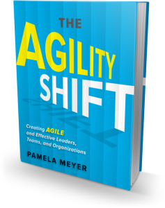 Pamela Meyer's New Book The Agility Shift